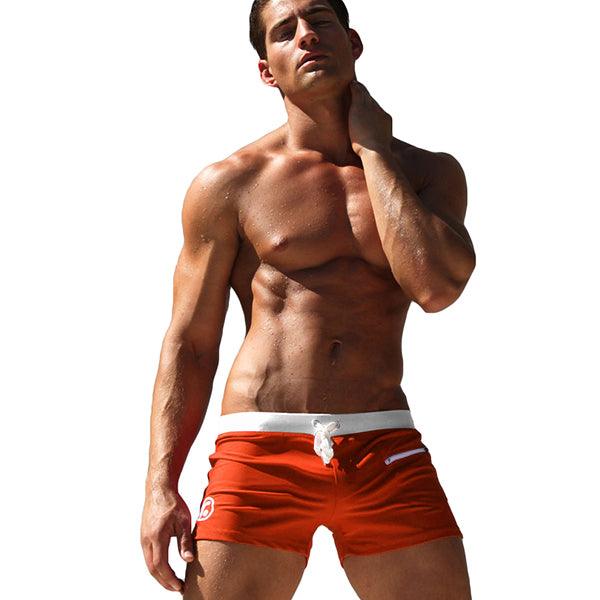Summer Holiday Men Beachwear Swimsuit