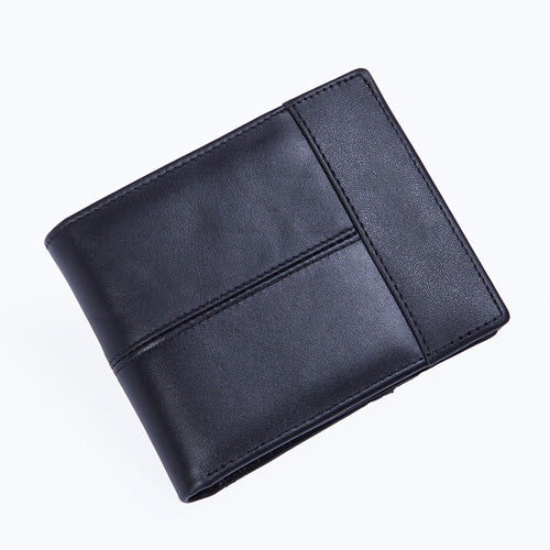 Male Clutch Leather Men Wallets