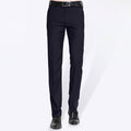 Men's Black Suit Separate Pant F