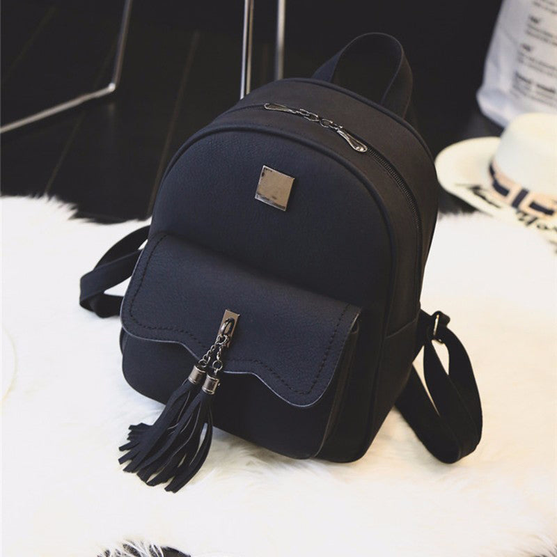 leather backpack teenage backpacks