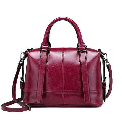 Luxury Leather Handbags for Women