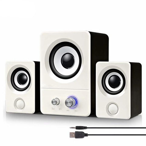 Multimedia Home Computer Speaker