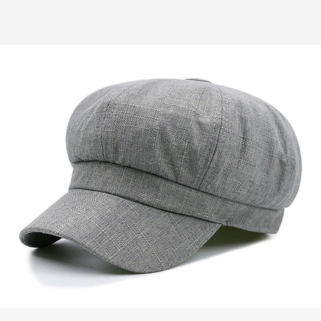 newsboy women cap