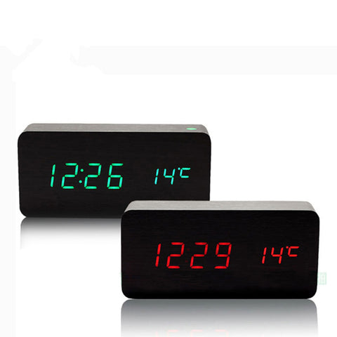 Cute Desktop Clock Electronic Led