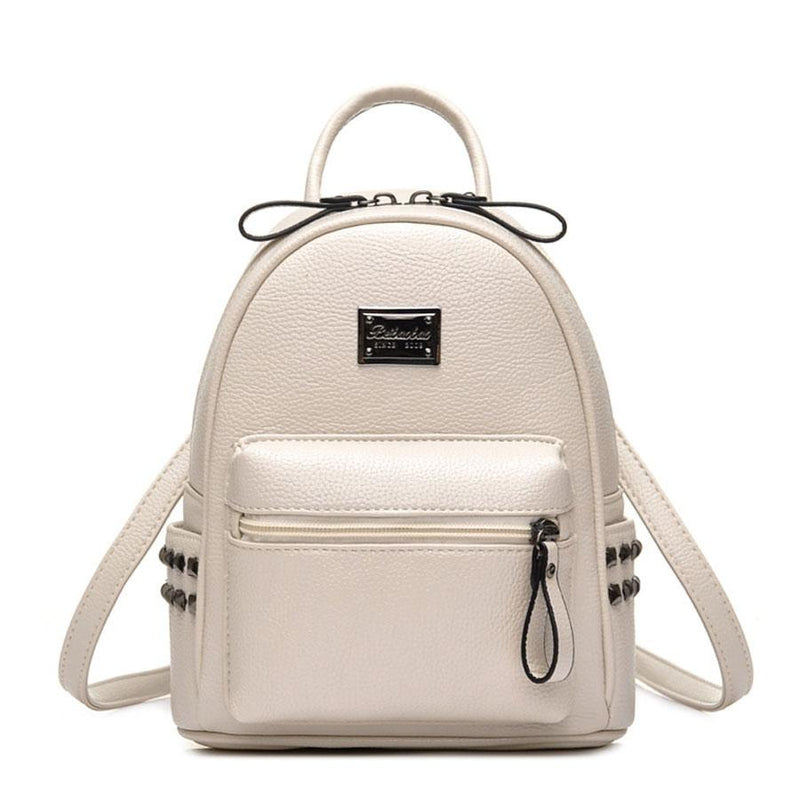 Women Backpacks High Quality Small School Bags