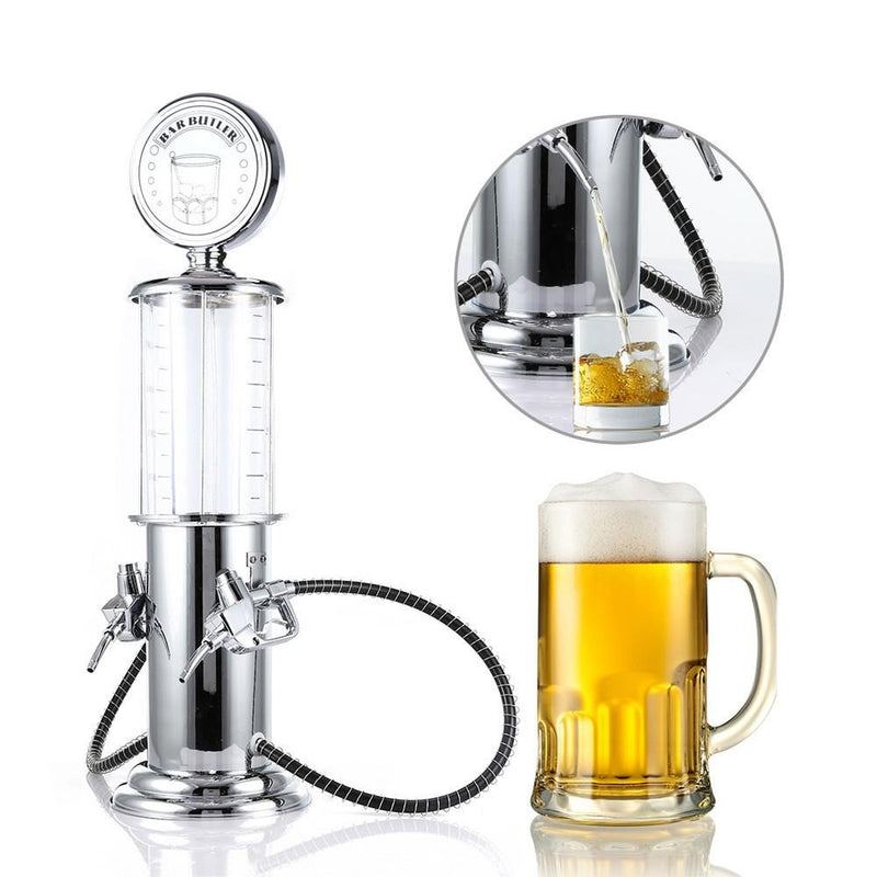 Double Gun Beer Dispenser Machine Liquor