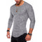 Men Long Sleeve T Shirt