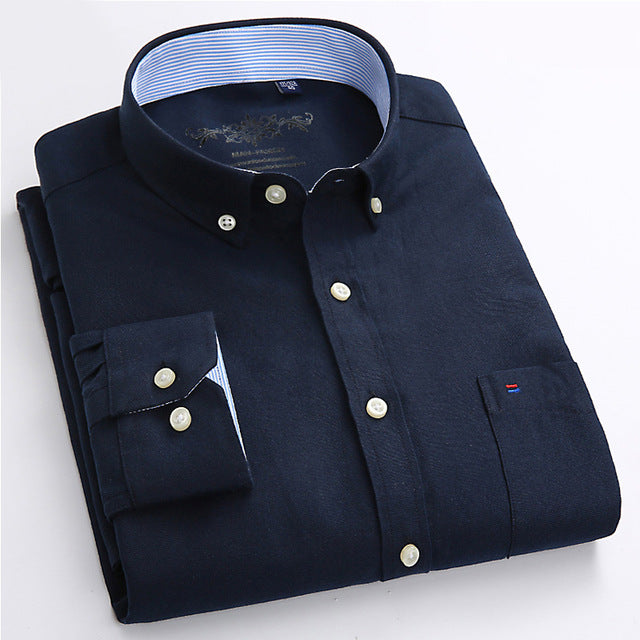 Men Casual Shirts Long Sleeve  Shirts