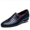 Leather Casual Driving Oxfords Shoes