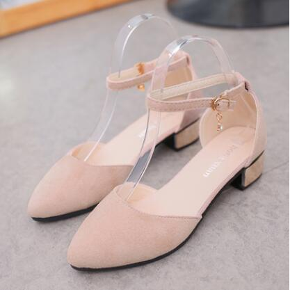 Pointed Toe Pumps Dress Shoes