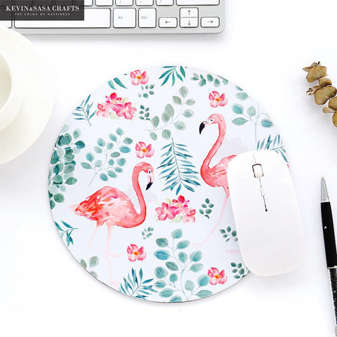 Office Desk Mat Flamingo Office Desk Accessories