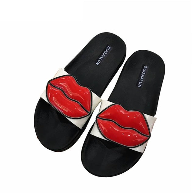 Women Slides Ladies Shoes