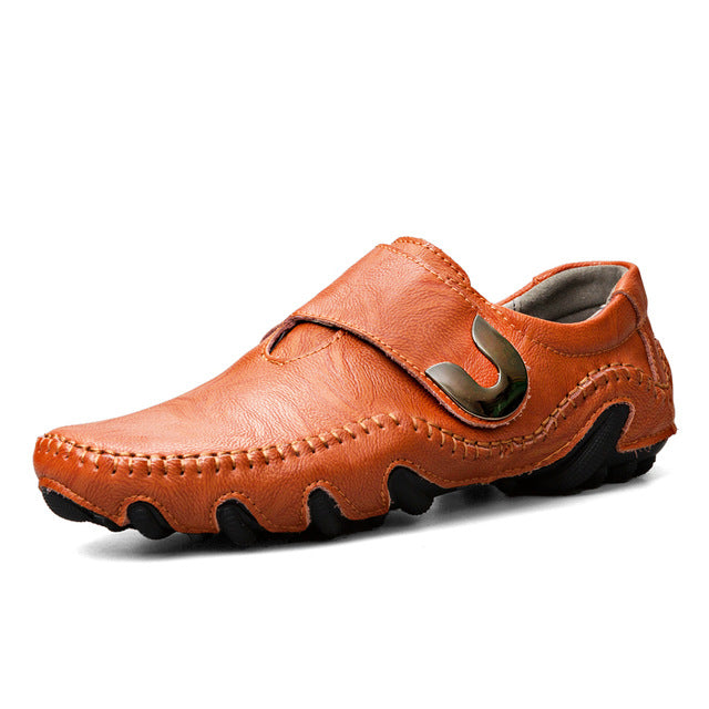 Genuine Leather Driving Shoes