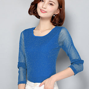 Formal Long Sleeve Tops