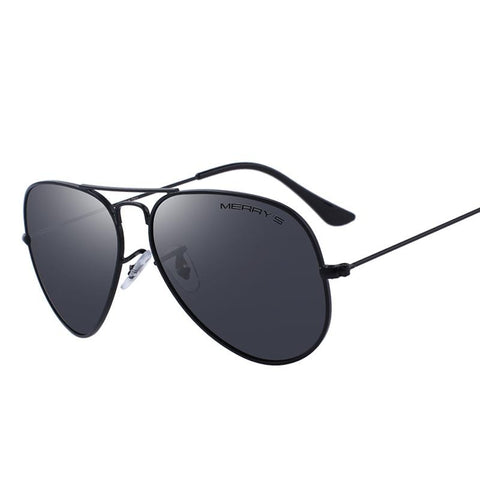 Men/Women Classic Pilot Polarized Sunglasses