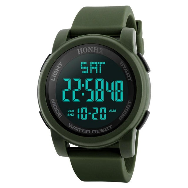 Military Luxury Sport  Men  Watch