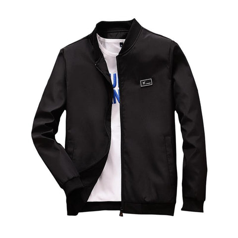 Thin Slim Fit Bomber Jackets
