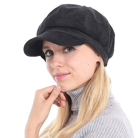 Women Octagonal Hats