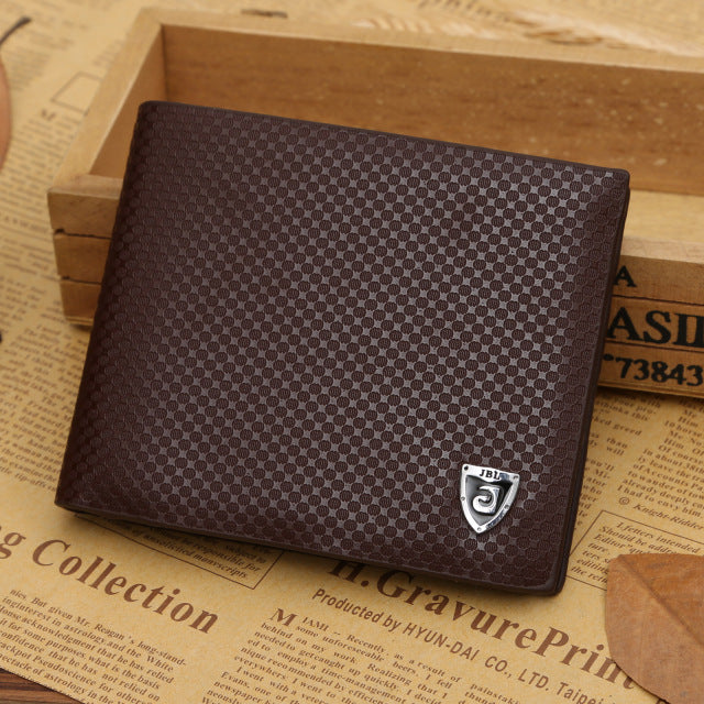 Luxury Brand Clutch Wallet