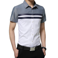 Short Sleeve Men Shirt