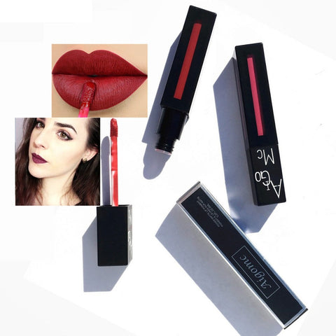 Waterproof Lips Makeup Liquid Lipstick