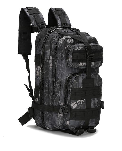 Men Military Tactical Backpack 30L Camouflage Outdoor Sport Hiking Camping Hunting Bags Women Travelling Trekking Rucksacks Bag