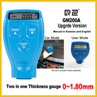 Thickness Gauge of and Varnish Film Coating for 1.8mm 71mil