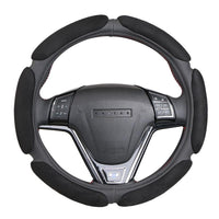 Non-Slip Steering Wheel Cover with 3D Design