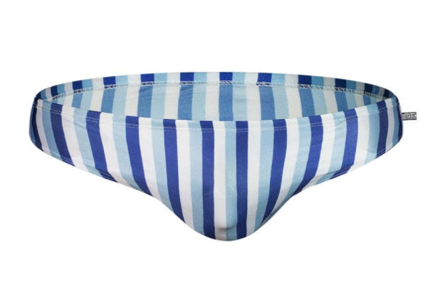 Men Sexy Stripe Men's Swimsuit