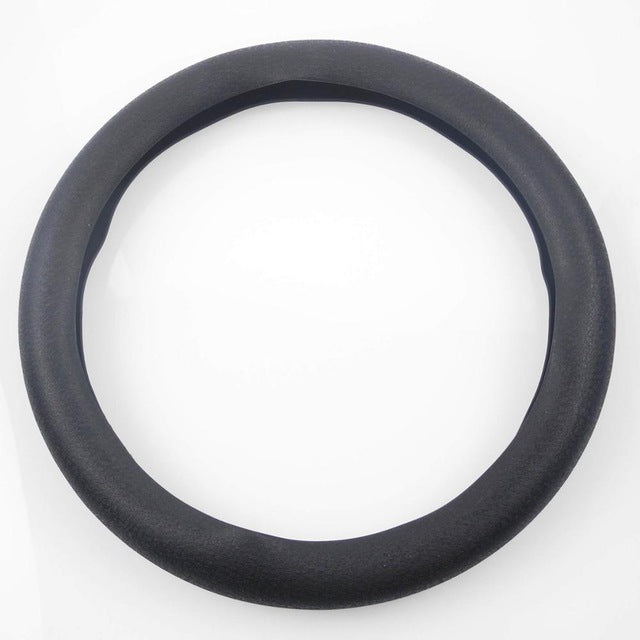 Jingyuqin Universal Car Steering Wheel Cover | Extremely Soft Silicone | Skidproof Steering Wheel Case