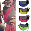 Breathable Outdoor Pet Carrier Cat Puppy Small Animal Dog Carrier Sling Front Mesh Travel Tote Shoulder Bag Backpack