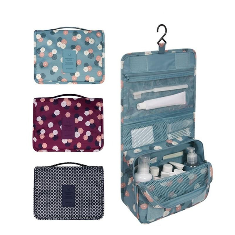 Nylon Packing Cube Travel Bag System Durable One Set Large Capacity Of Unisex Clothing Sorting Organize Bag