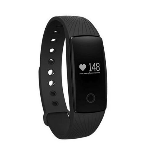 LUOKA Bluetooth Smart Bracelet Heart Rate Monitor Wristband Fitness for Android iOS PK Xiomi Mi Band 2 Fitbits Smart ID107