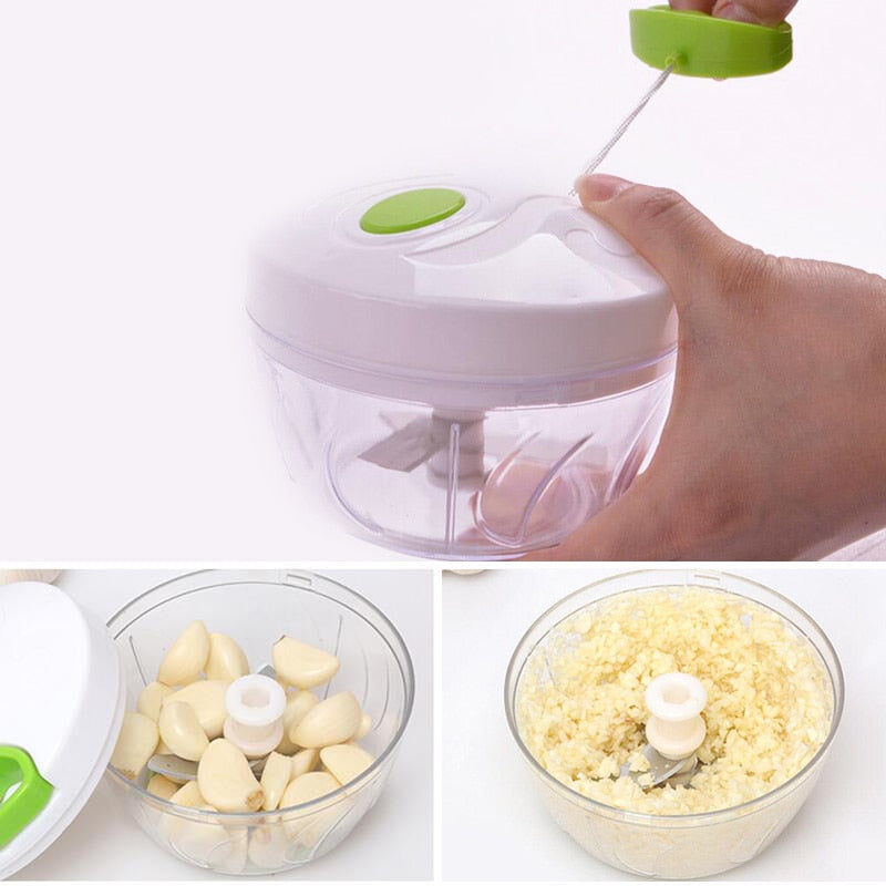 Meat Vegetable Cutter Chopper Manual Vegetable Tool Chopped Shredders Slicers Accessories Kitchen gadgets Onion Cutter