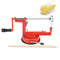 Stainless Steel Potato Apple Slicer French Fry Cutter Machine Apple Fruit Machine Potato Spiral Cutter Kitchen Gadgets