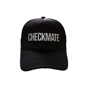 CHECKMATE 3M Reflective satin cap