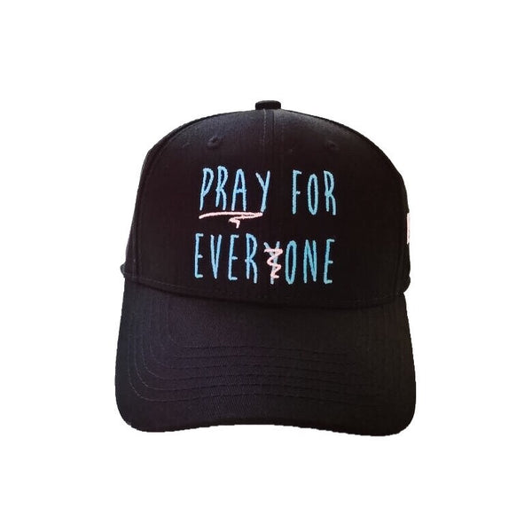 Pray Fir Everyone cap