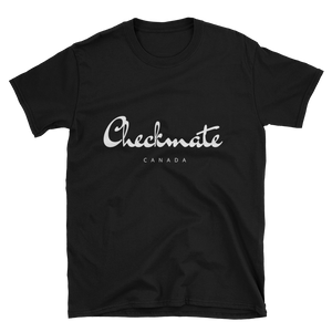 Checkmate Signature Logo T-Shirt (Black)