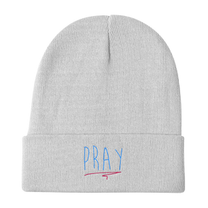 Pray For Everyone Beanie Hat
