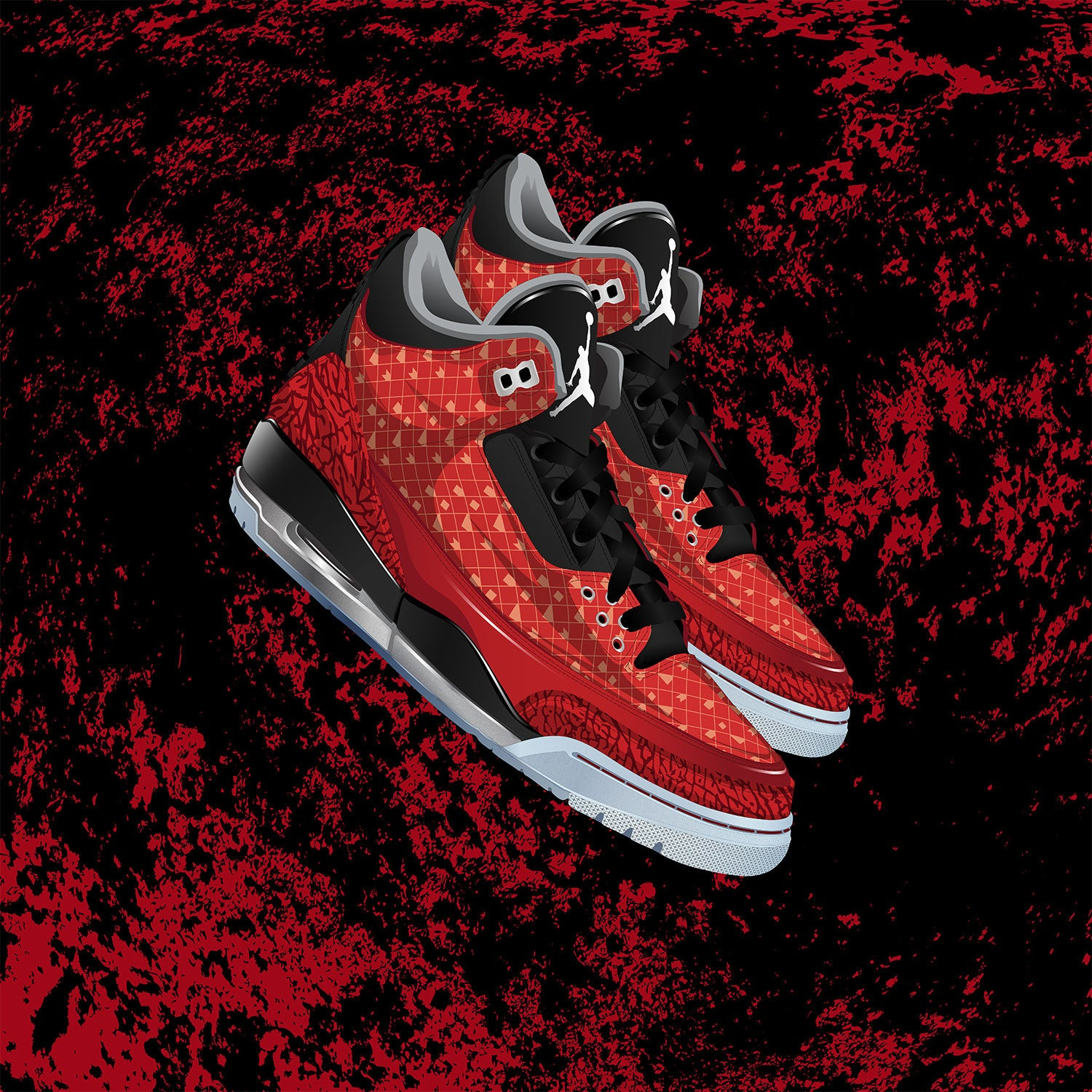 Air Jordan 3 Doernbecher Contemporary Art