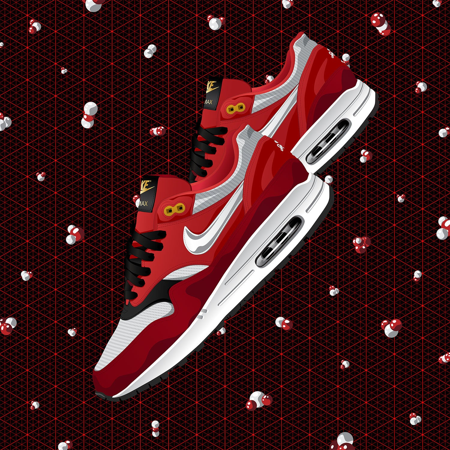 Nike Air Max 1 Urawa Contemporary Art