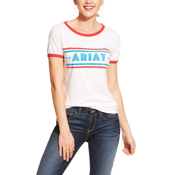 Ariat Stars & Stripes Tee