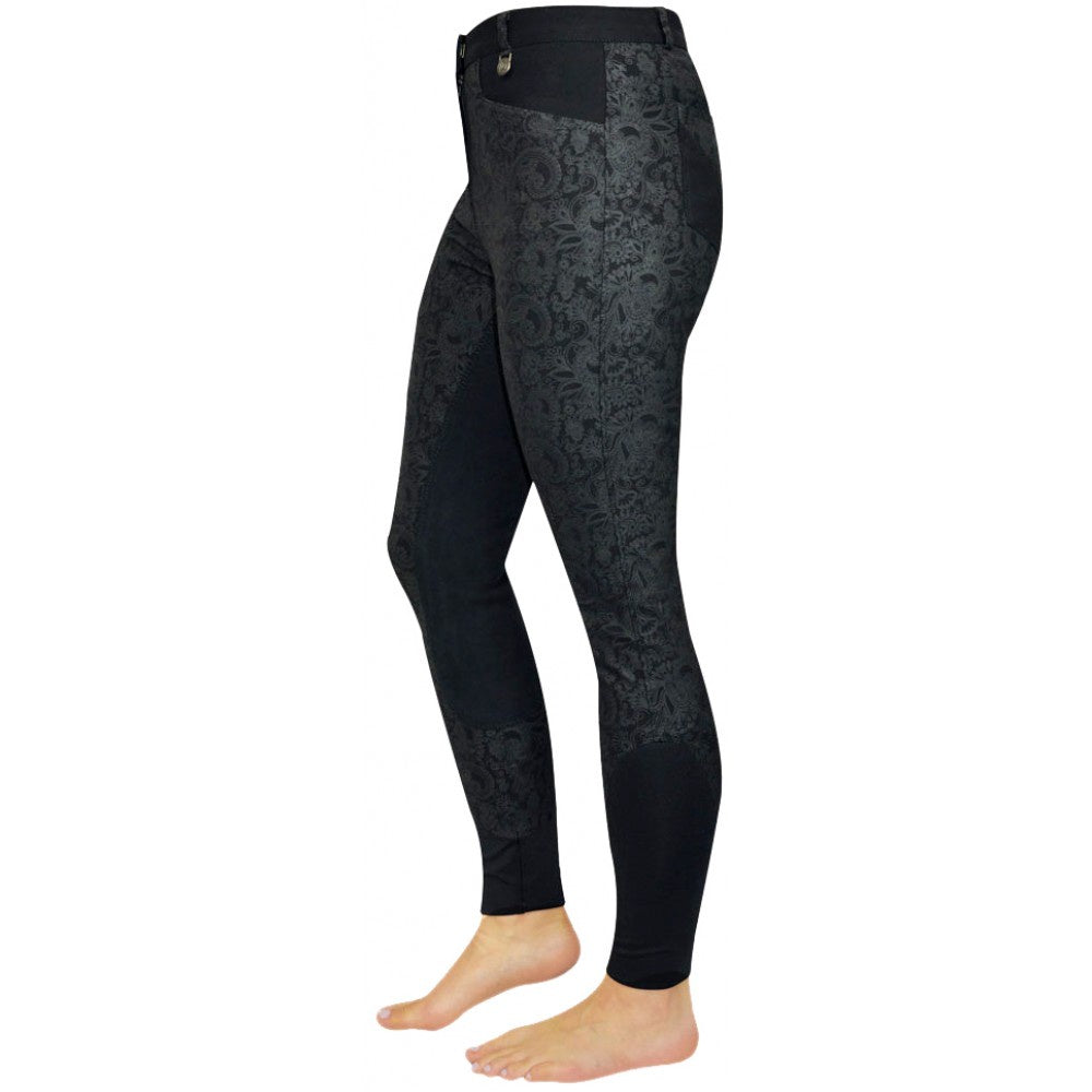 Thomas Cook Womens Ebony Breech
