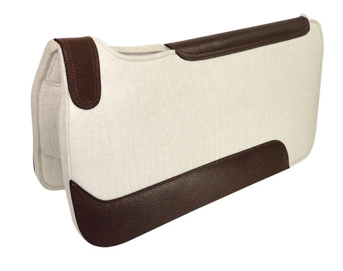 Toowoomba Saddlery - Competitor Felt Saddle Pad 22mm