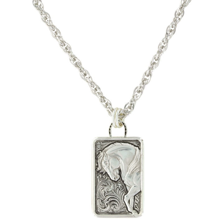 Montana Silver Legacy of Strength Pendant