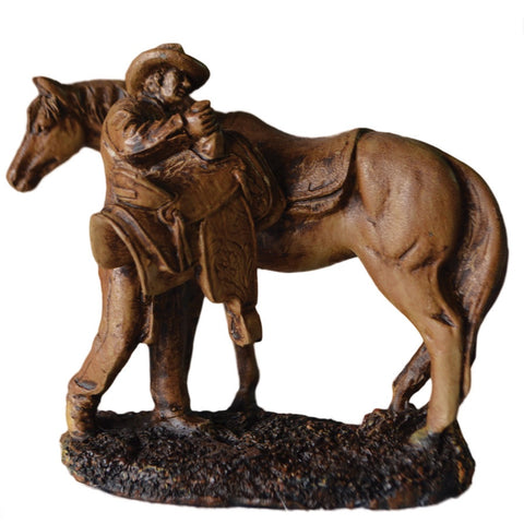 Brigalow Saddle Up Figurine - Small