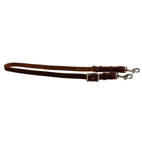 Texas Tack 3/4' Oiled Pull-Up Work Tie Down