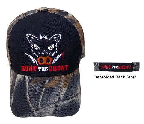Hunt the Grunt Cap