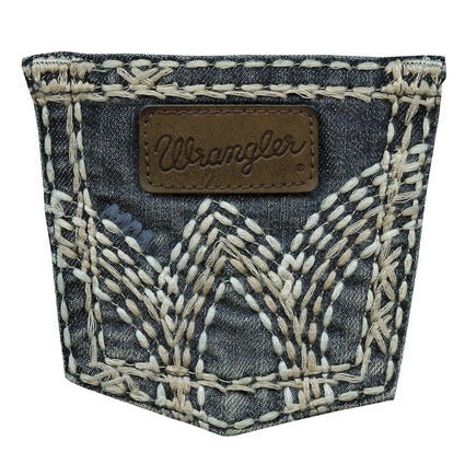 Wrangler Girls Premium Patch Jeans