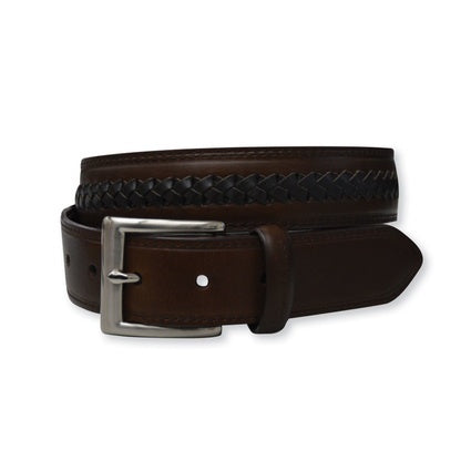 Thomas Cook Plaited Belt - Men's